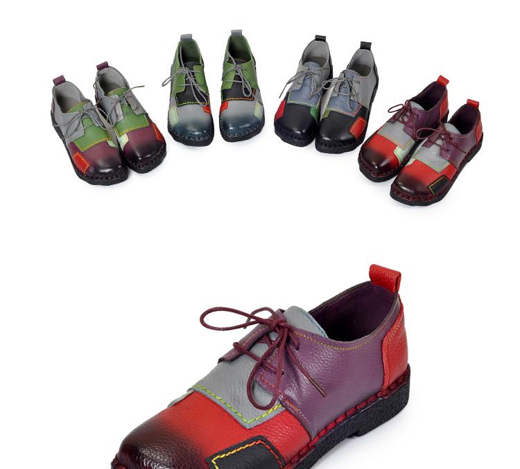 HTB1i6gpRpXXXXcLapXXq6xXFXXXm - Women's Handmade Genuine Leather Flat Lace Shoes-Women's Handmade Genuine Leather Flat Lace Shoes