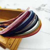 Korean Diy Accessories Headline Rope Hair Circle 0.15cm Four Angle String Hair Rubber Band 360M