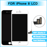 AAA Grade For IPhone 8 LCD With 3D Touch 100 Guarantee No Dead Pixel Screen Replacement