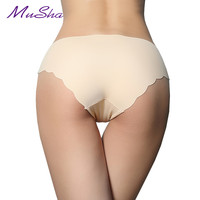 Special Offer New Seamless Top DuPont Fabric Ultra Thin Comfort No Trace Women Underwear Panties Briefs