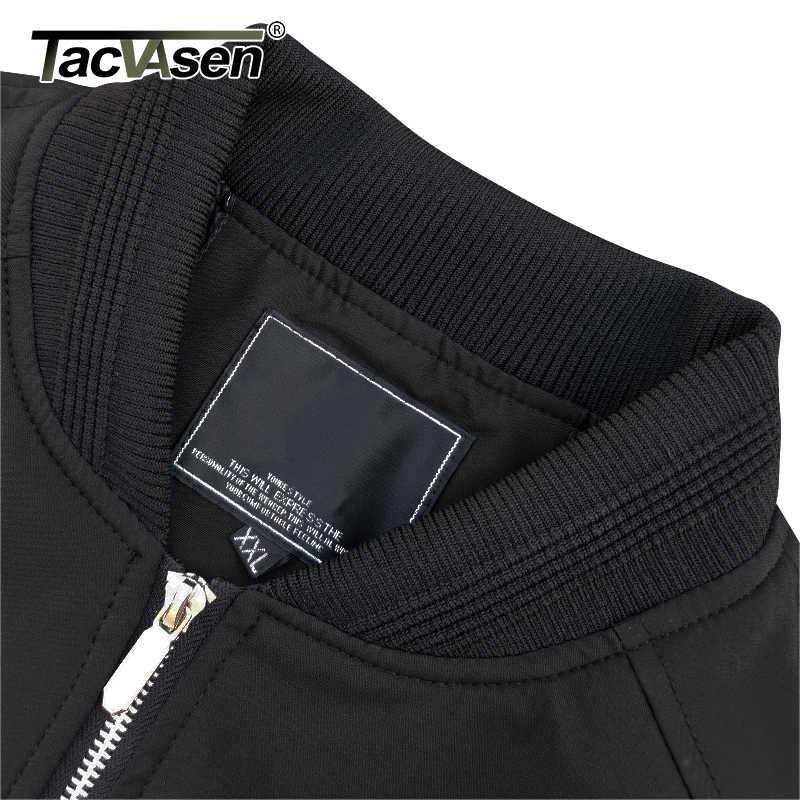 TACVASEN/Летняя бейсбольная куртка для мужчин, куртка-бомбер, Повседневная Уличная Модная приталенная куртка для школьники подростки, куртка, пальто, мужская одежда