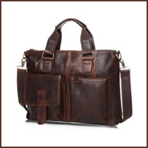 man cow leather handbags tote