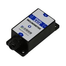 BWK228 Tilt Angle Sensor Dual Axis Inclinometer with Accuracy 0 2 Degree 4 20mA 0 20mA