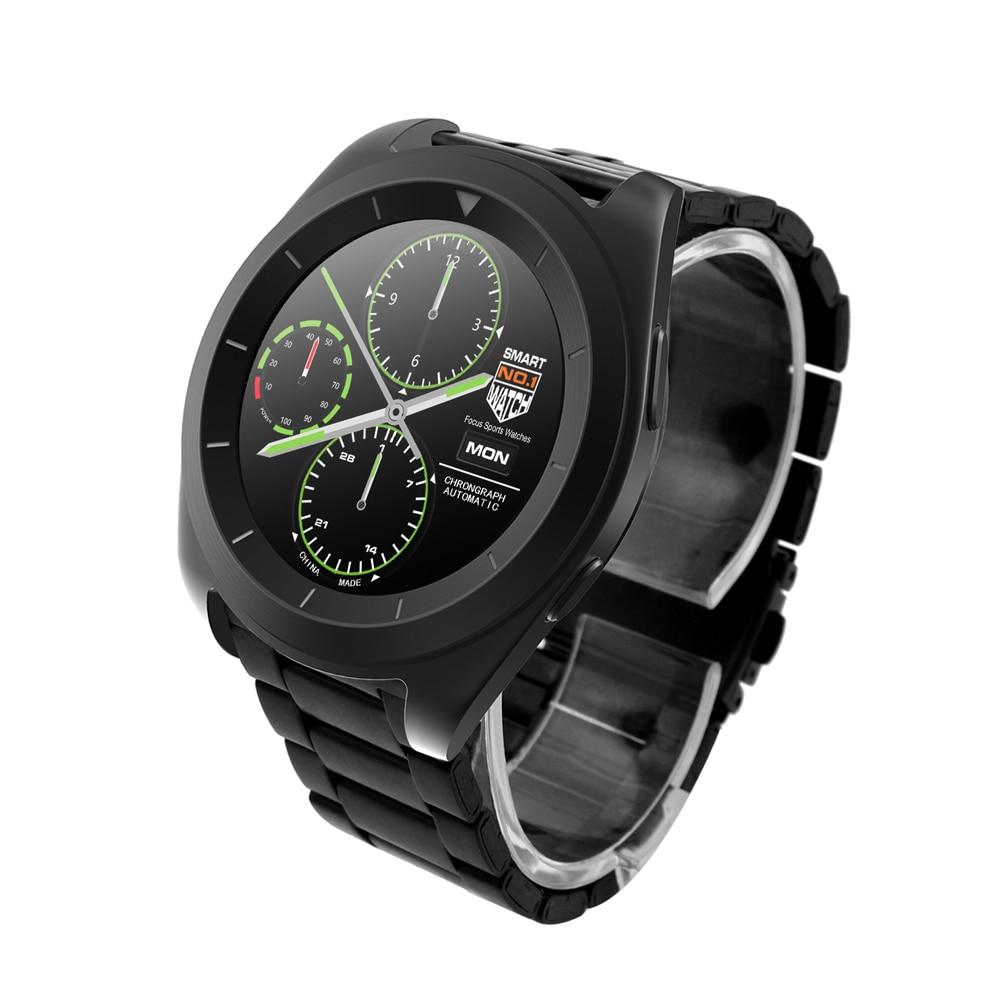 New Design Luxury Bluetooth Smart Watch Heart Rate Monitor