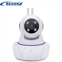 Bessky Yoosee/2cu HD 720P Wireless IP Camera Wifi Infrared Night Vision Camera IP Network Camera CCTV WIFI P2P Onvif IP Camera