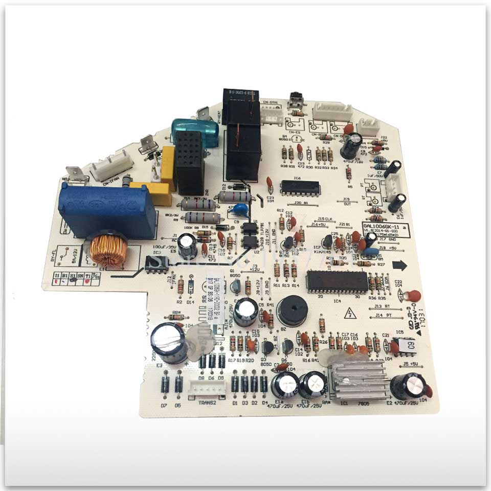 95% new & original for Galanz air conditioning Computer board control board GAL1006GK-11 good working холодильник galanz bcd 217t