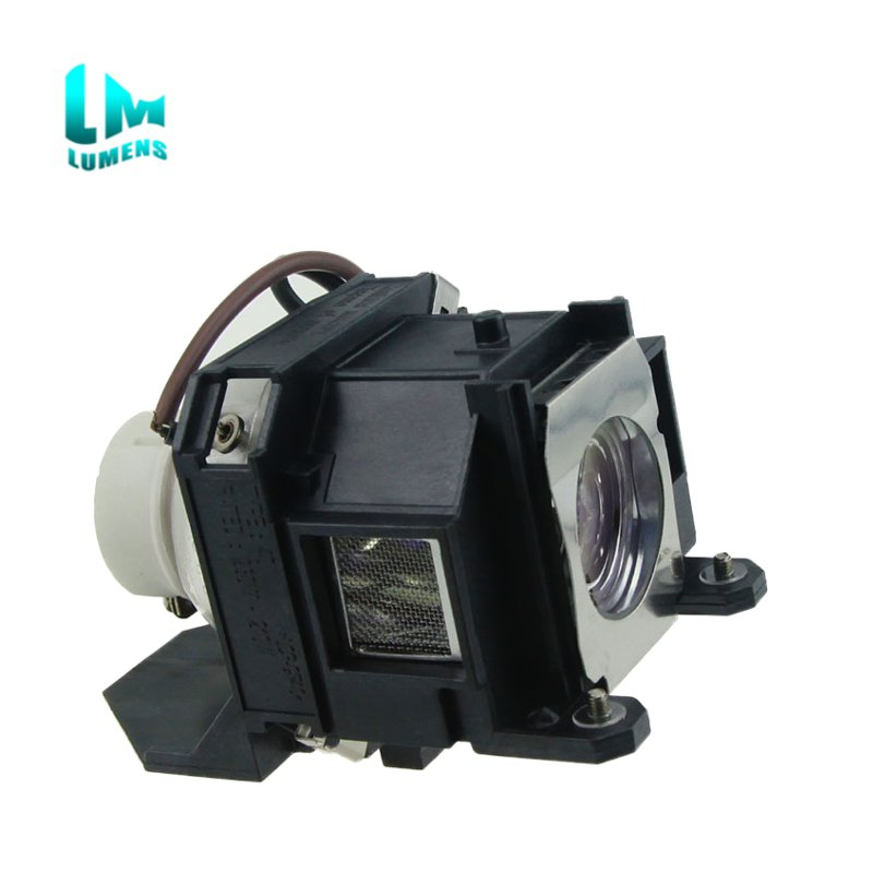 ELPLP40  projector lamp Compatible bulb with housing for  Epson EMP-1810, EMP-1815, EMP-1825 high brightness longlife lamp housing for epson emp tw600 emptw600 projector dlp lcd bulb