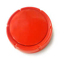 Red color Sound recording button 30 seconds recording time for Sound Effect Button