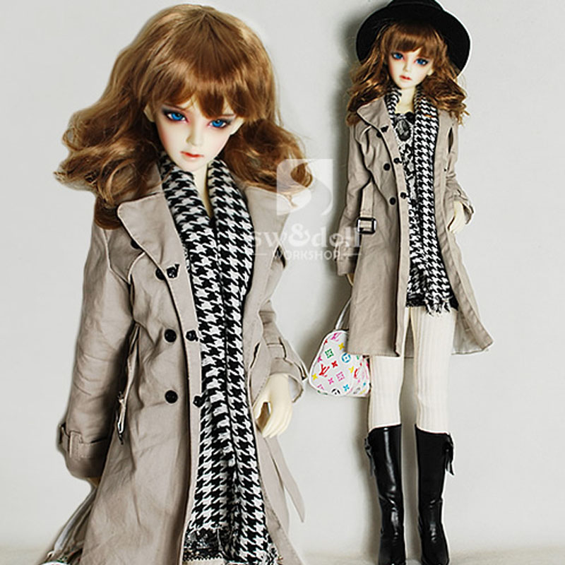 2015 BJD Doll Accessories High Quality AS.DZ.SD Coat 1/3 1/4 BJD Clothing uncle 1 3 1 4 1 6 doll accessories for bjd sd bjd eyelashes for doll 1 pair tx 03