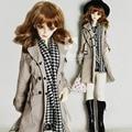 2015 BJD Doll Accessories High Quality AS.DZ.SD Coat 1/3 1/4 BJD Clothing