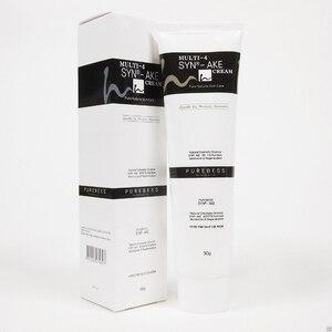 Image 4 - Melhor coreia cosméticos purebless multi 4 syn ake creme 50g anti rugas cobra veneno creme SYN AKE 4%