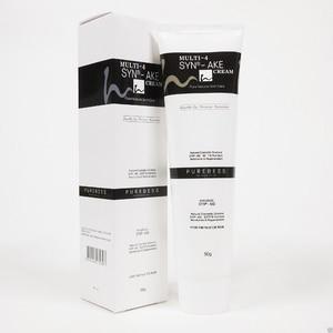 Image 4 - أفضل كوريا مستحضرات التجميل Purebess متعددة 4 Syn أك كريم 50g المضادة للتجاعيد الأفعى السم كريم SYN AKE 4%