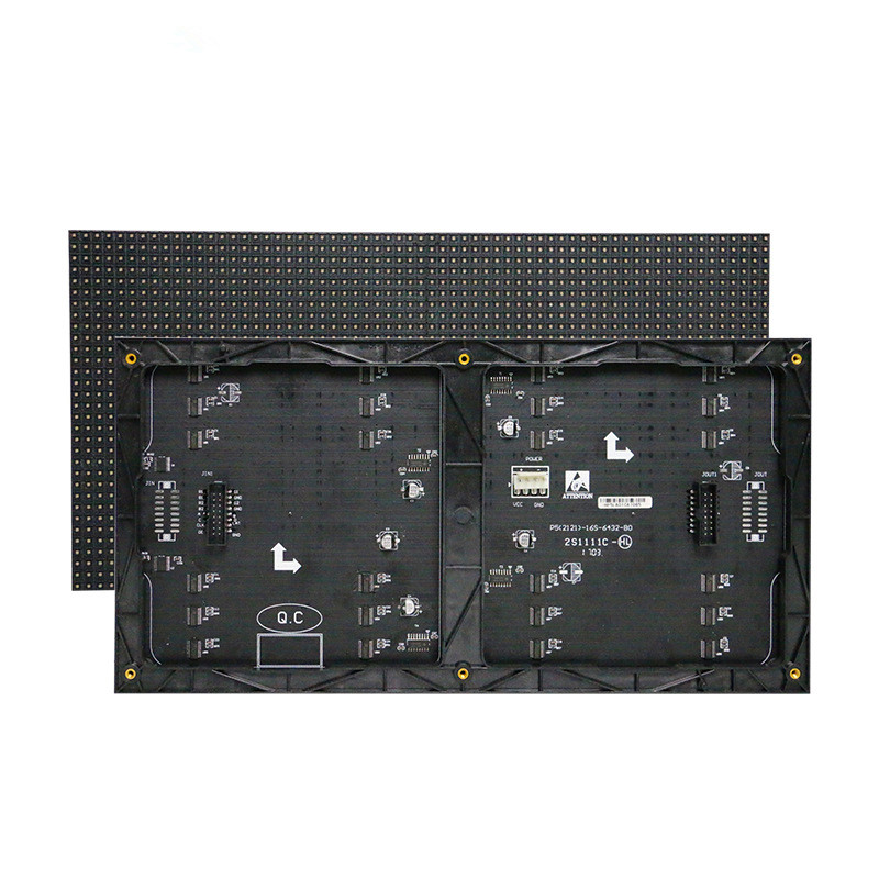 P5 Indoor LED display Full Color LED Module;320*160mm size; HUB75 1/16 Scan;SMD2121 LED Dot Matrix Panel diy led viveo display 4 pcs p10 outdoor single blue color led module 320 160mm 1 pcs controller 1pcs mw power supply