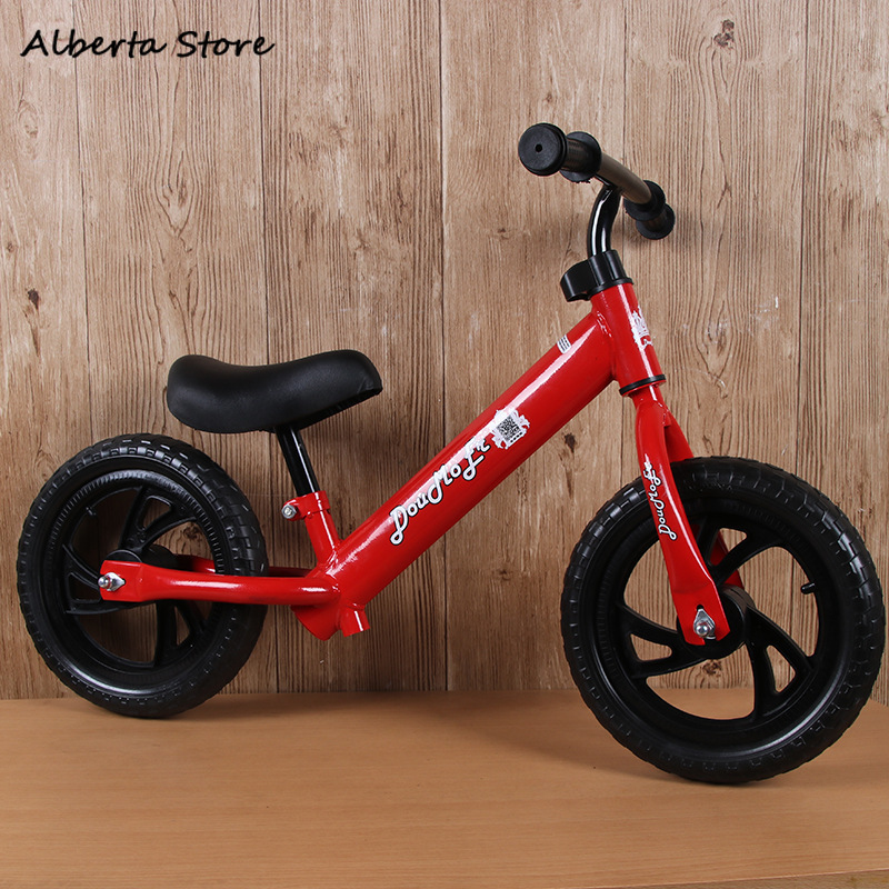 New Pedal Less Balance Bike Kids Balance Bicycle For 1~5 Years Old Children Complete Bike For Kids Outdoor Toys Ride On Car