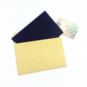 Image 4 - 120 قطعة/الوحدة بطاقة سادة كلاسيكية للطلاب diy بها بنفسك متعددة الوظائف بطاقة رسالة ملاحظة هدية بطاقات بريدية بطاقة كلمة لرسم