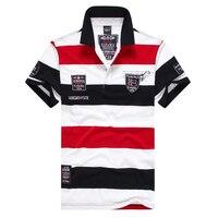 Polo Shirt Man Brand Clothing Tace Amp Shark