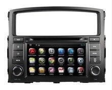 Quad Core 1024*600 Android 5.1 Del Coche DVD GPS Jugador de la Navegación para Pajero V97/93 2006-2011 volante de Radio 3G y Wifi control