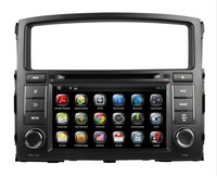 7 Inch Android 4 2 Car DVD For Mitsubishi PAJERO V97 V93 2006 2011 With Bluetooth