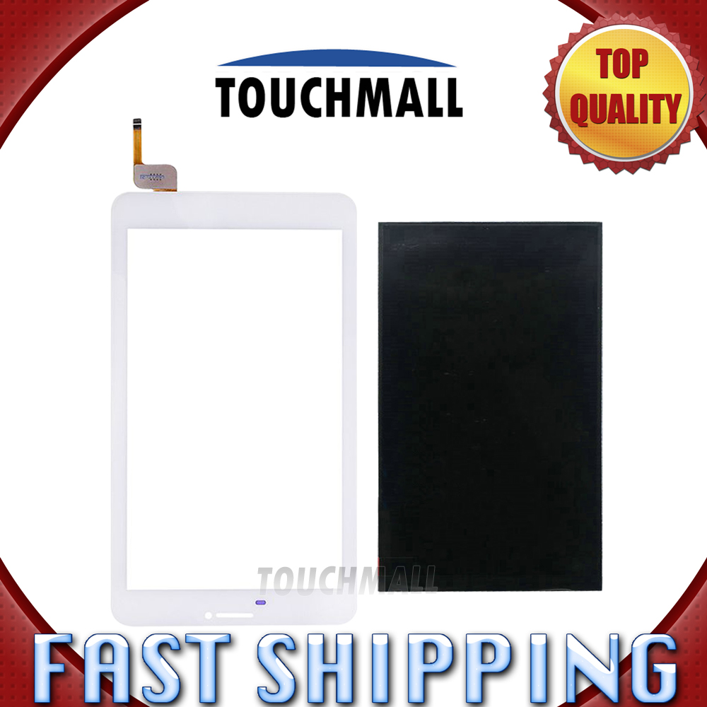 For New Touch Screen Digitizer Glass LCD Display Screen Replacement Acer Iconia Talk7 B1-723 A7 3G 7-inch White Free Shipping grade a replacement lcd glass screen ecran touch display digitizer assembly for oppo r9 plus 6 0 inch white with free tool kit