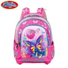 aae08be38232 JASMINESTAR Butterfly Children School Bags Cartoon Boy Girls Primary  Student Backpack Orthopedic School Bag Backpack Kids