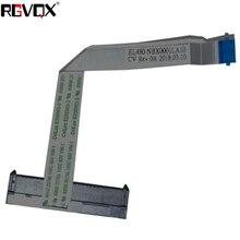 แล็ปท็อปใหม่ฮาร์ดไดรฟ์สำหรับLenovoสำหรับThinkpad L480 EL480 NBX0001LA10อินเทอร์เฟซHDD Cable