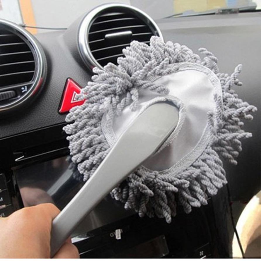 New Arrival Car-styling 1pc Multifunctional Car Duster Cleaning Dirt Dust Clean Brush Dusting Tool jn21
