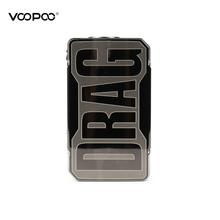 VOOPOO DRAG 2 zestaw platynowy 5ml Uforce T2 zbiornik Uforce U2 N3 177W maksymalna wydajność elektroniczny papieros Vs Voopoo Drag 2 zestaw żywiczny tanie tanio Mechaniczne Mod Brak Metal VOOPOO DRAG 2 Platinum 18650 Stainless Steel+ Resin 5-177W 0-7 5V 0 05-5ohm