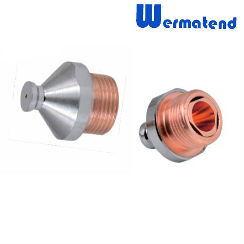 10pcs/lot  Free shipping for Amada Laser cutting nozzle laser machine you can choose the size of laser nozzle and modle