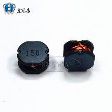 De Energia do Chip Indutor CD43 15UH Silkscreen 150 PIO43-150MT 0.85A 4.5*4*3.2 MM