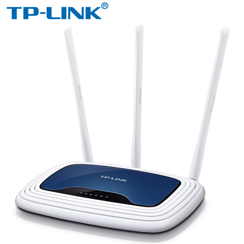 TP-Link Wifi Router 450Mbps wireless router TL-WR941N 2.4G Wireless router Wifi repeater TP LINK 802.11b Phone APP Routers tp link wireless router 802 11ac ac1750 dual band wireless wifi router 2 4g 5 0g vpn wifi repeater tl wdr7400 app routers