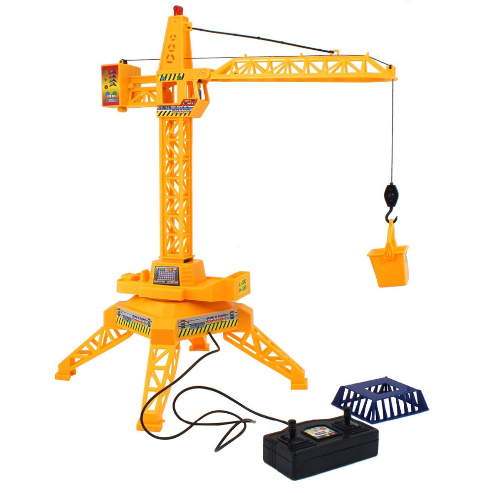 Toy Cranes For Boys : Online buy wholesale tower crane from china