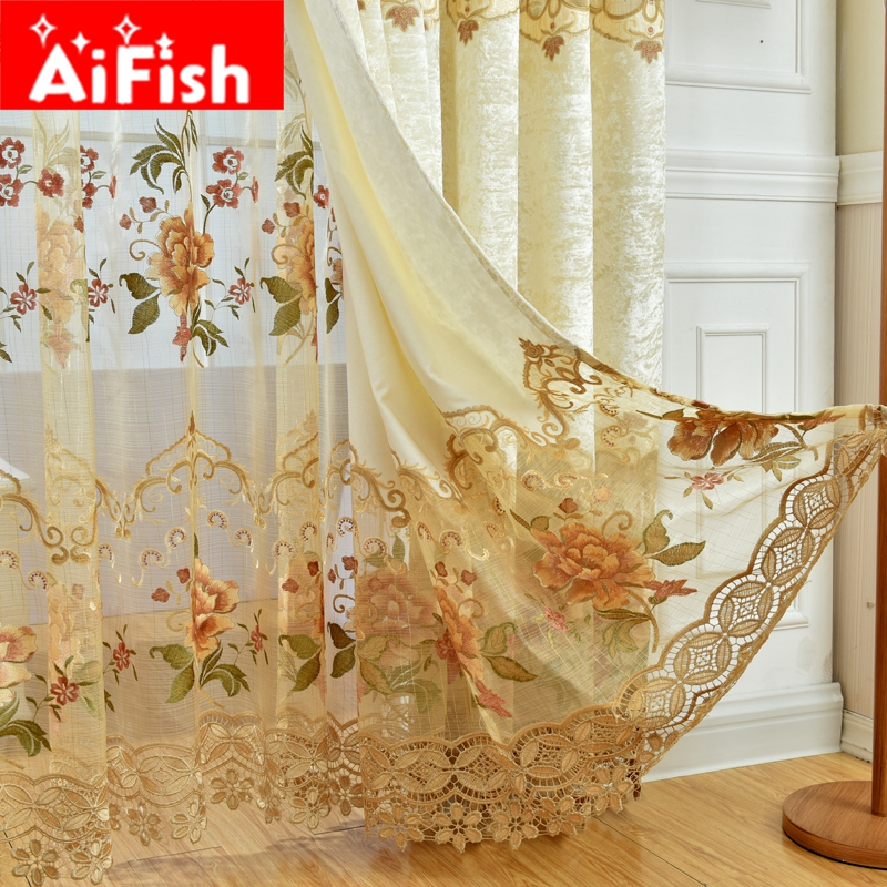 Aliexpress Com Buy Europe Window Treatments Water