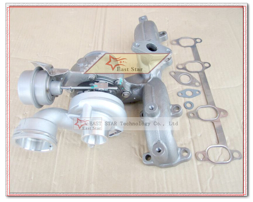 Free Ship BV39 751851 751851 5003S 54399880022 54399880011 Turbo For Audi A3 VW Golf V Jetta V Passat B6 Touran BJB BKC BXE 1.9L