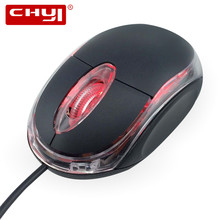 Wired Gaming Mouse 3 Buttons 1600DPI USB Optical Scroll Wheel Mouse Mause For Asus Noteboock Desktop
