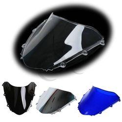 Windshield Windscreen for Honda CBR 1000 RR CBR 1000RR Black 2004-2007 2005 2006
