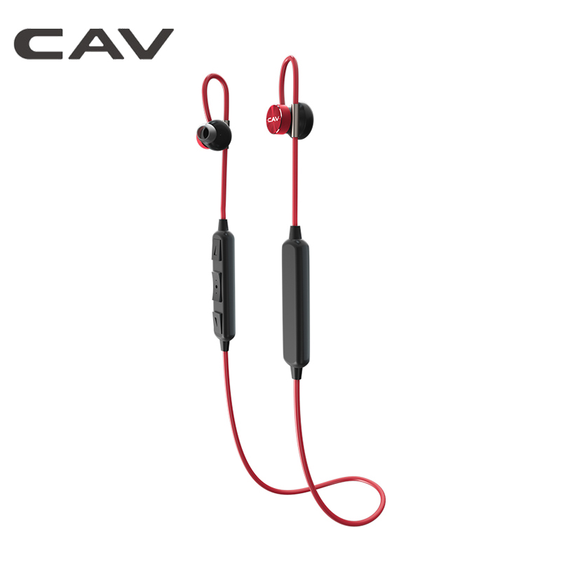 CAV Em3 Bluetooth Earphone Sport Wireless Earphones Waterproof In Ear Bluetooth Headset Deep Bass Earphones With