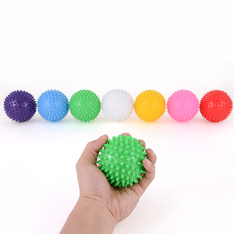 New Spiky Massage Ball Sensory Tactile Ball Children Autism Therapy Massage Fidget Toys Reduce Stress Children Gifts