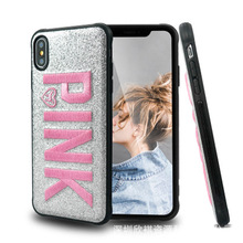 sexy phone Case For iPhone X XR XS Max Soft TPU Cover case for iphone 6 6S 7 8 plus Phone Back embroidery
