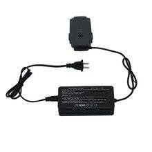 Зарядное устройство для дрона интеллектуальная Быстрая зарядка для DJI Mavic pro Аксессуары для дрона