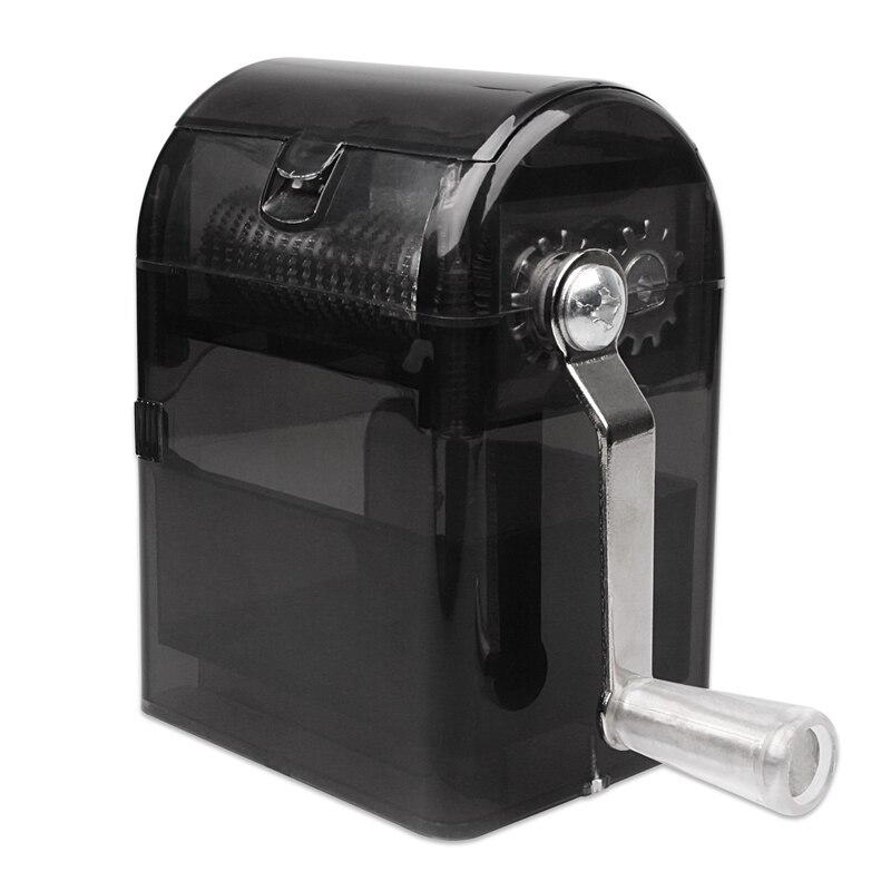 Hand Grinders For Metal ~ Hand cranked tobacco grinder weed herb smoking grinders
