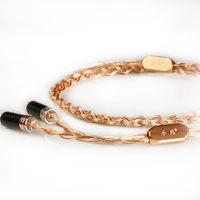 xiaofan D20 Cu 2RCA to 2 RCA Male to Male Audio OCC Cable RCA Audio Cable 1m2m 3m for Home Theater DVD TV Amplifier CD Soundbox