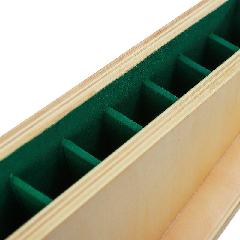 Bébé jouet Montessori support pour longues tiges rouges ou nombre de tiges pour l'éducation de la petite enfance enfants d'âge préscolaire Brinquedos Juguetes - 5
