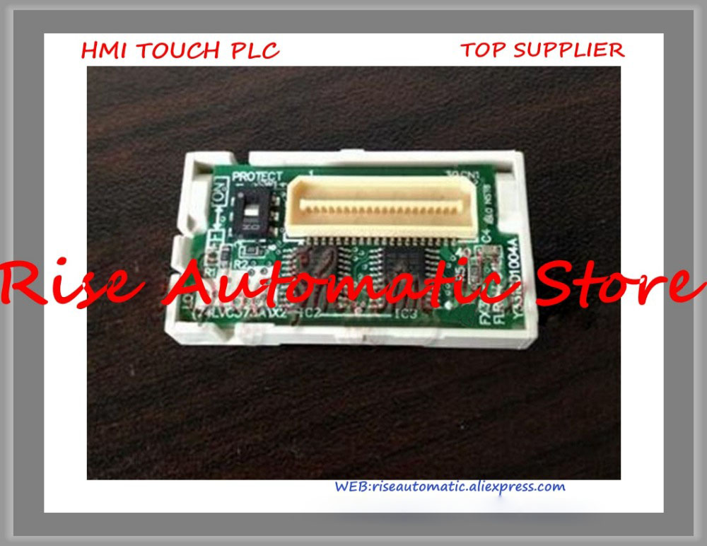 New Original Programmable Logic Controller FX3U-FLROM-16 PLC Memory Cassette plc memory cassette fx3u flrom 16 new original well tested working three months warranty