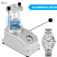 Cymii Watch Waterproof Tester Tool Watchmakers Watch Case Resistance 6 ATM 2 Watches Repair Tools Kits Test Machine