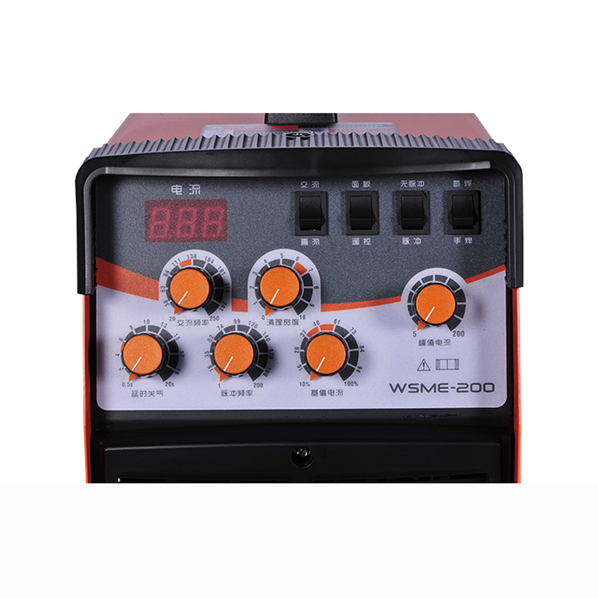 高品質WSME-200 AC / DC TIG / - 溶接機器 - 写真 3