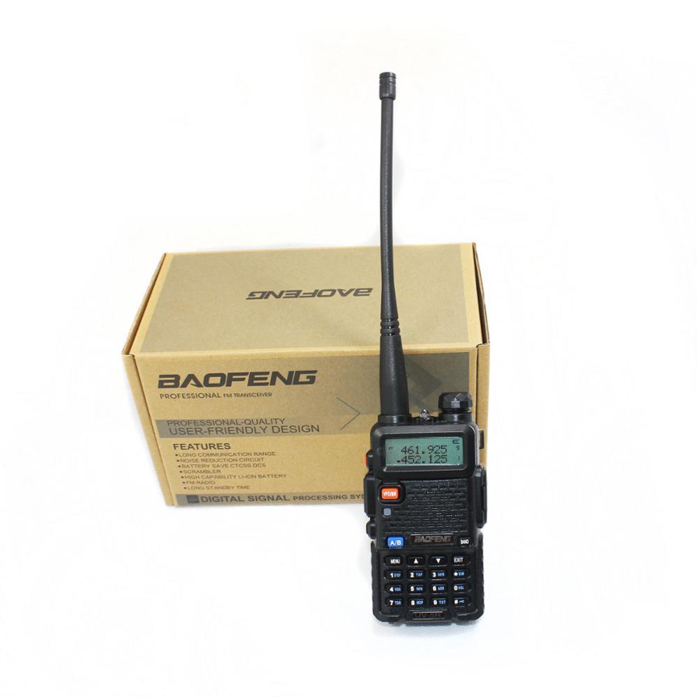 2019 NEW Baofeng UV-5R Dual-Band Two-way Radio VHF/UHF 136-174/400-520MHz FM Ham RADIO