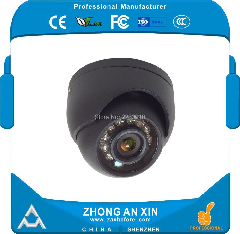 960P HD IR Infrared night vision Plastic Mini Dome Car cabin camera Vehicle security camera Bus camera 4 in 1 ir high speed dome camera ahd tvi cvi cvbs 1080p output ir night vision 150m ptz dome camera with wiper