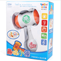 Hot Child Music Toys Small Hammer Baby Noise Maker Children Plastic Toys Baby Educational Toys TY31