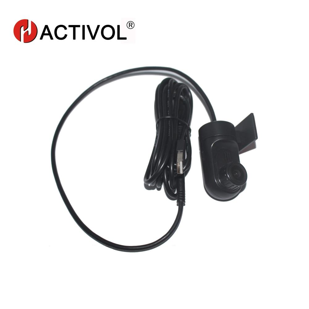 720 P USB DVR Camera Recording Video shooting Car Driving Recorder android car camera For Android 6.0.1 and 7.1 Car DVD Player