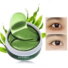 60pcs Collagen Crystal Eye Mask Gel Eye Patches For Eye Care Sheet Masks Remover Dark Circles Face Care Mask Pads недорого